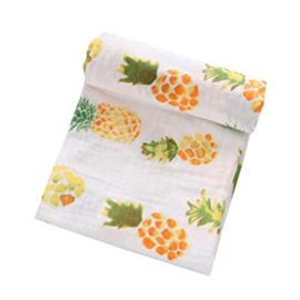 Aden+Anais - Swaddle Ink Pineapple