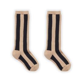 Sproet&Sprout - Socks Stripe Nougat