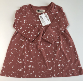 Little Indians - Galaxy Rose Dress 12/18 maanden