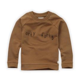 Sproet&Sprout - Sweatshirt Arty Farty Mustard