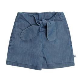 CarlijnQ - Paperbag Shorts Denim