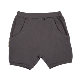 Malinami - Shorts with Pockets Dark Grey