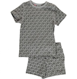 Maxomorra - Pyjama Set Short Sleeve Slim Elephant