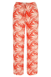 Lily Balou Ladies - Luna Trousers Palm Leaves