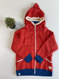 Alba  - Cherry Tomato Cosy Jacket 122