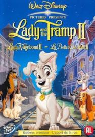Disney - DVD Lady & The Vagebond 2: Rakkers Avontuur