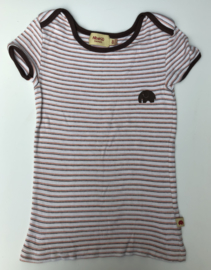 Alba - Luca Shirt Striped 122/128