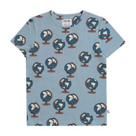 Carlijn Q - T-Shirt Globe