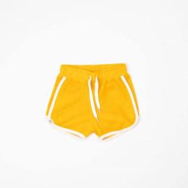 Alba Of Denmark - Jasmin Shorts Old Gold
