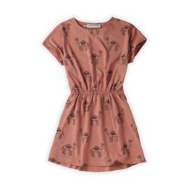 Sproet&Sprout - Skater Dress Camel