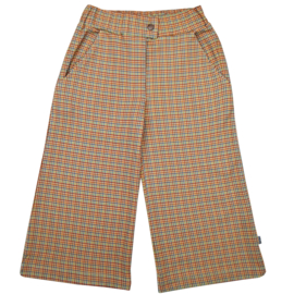 Baba -Culotte Blond Check