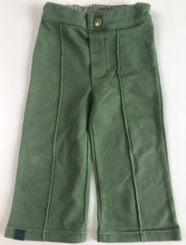 ALBA - Green Gecco Box Pants 80