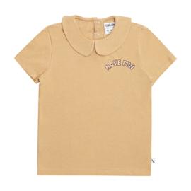 CarlijnQ - T-Shirt Collar Have Fun