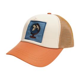 CarlijnQ - Trucker Cap Globe