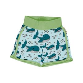 Meyadey - Runner Shorts Whale Waters