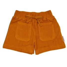Baba Kidswear - Pocket Shorts Hawaian Sunset Terry