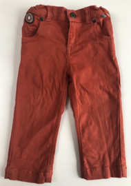 4FF - Dark Orange Pants 74/80