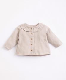 Play Up - Jacket with Organic Cotton Collar Simplicity