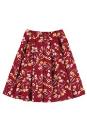 Lily Balou - Soho Skirt Floral Fall