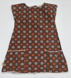 Alba - Annemarie Dress Brown 92/98