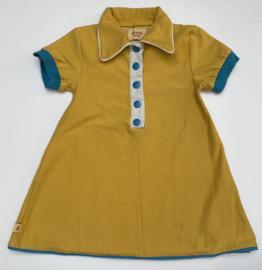 Alba - Cajsa Dress Yellow 98