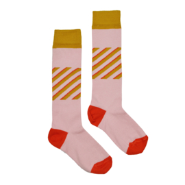 Baba Kidswear - Knee Socks Pink