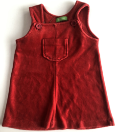 Lily Balou - Red Spencer Dress 74/80