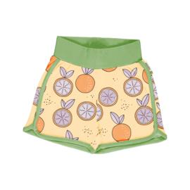 Meyadey - Runner Shorts Citrus Sun