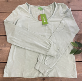 Lily Balou Ladies - Isolde Top Frost Green S