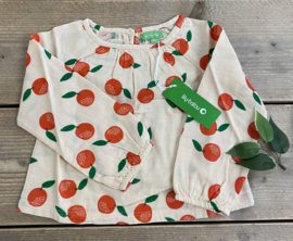 Lily Balou - Erin Blouse Clementines 104