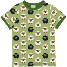 Maxomorra - Top Short Sleeves Sheep