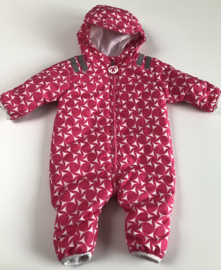 Ducksday - Pink Snowsuit 3/6 maanden
