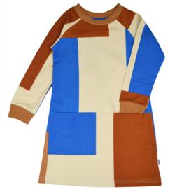 Ba*Ba Kidswear - Clarisse Dress Colorblock