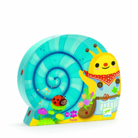 Djeco - Snail Goes Plant Picking