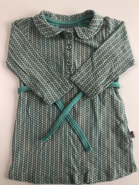 Froy & Dind - Mint triangles Dress 62/68