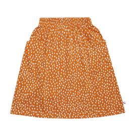 CarlijnQ - Skirt with Pockets Golden Sparkles