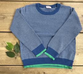 Baba - Fine Blue Knit 110