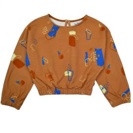 Baba - Clara Shirt Painted Forms