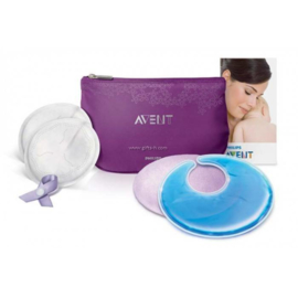 Philips Avent - Borstcompres Set