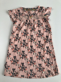 4FF - Black Cats Dress 86/92