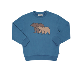 Carlijn Q - Sweater with Print Grizzly