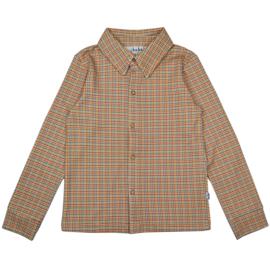 Baba -Boys Shirt Blond Check