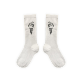 Sproet&Sprout - Sport Sock Icecream Off White