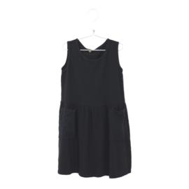 Lötiekids - Dress Sleeveless Solid Charcoal