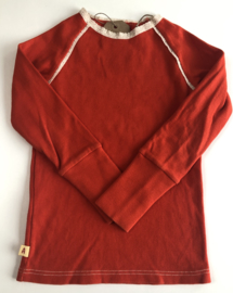 ALBA - Camille Blouse Red 122