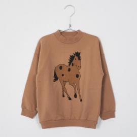 Lötiekids - Sweatshirt Horse Peach