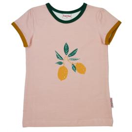 Baba Kidswear - T-Shirt Girls Peach