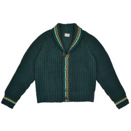 Ba*Ba Kidswear - Collar Cardigan June Bug