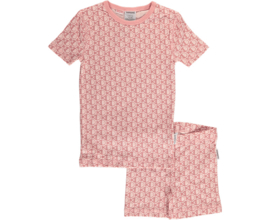 Maxomorra - Pyjama Short Sleeve Slim Fish