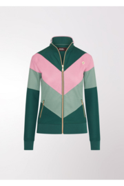 4 Funky Flavours Woman - Track Jacket Let No Man Put Asunder